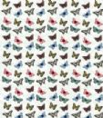 Craft Consortium Decoupage Paper 35 x 40cm (3 Pack) - Butterfly Repeat